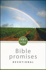 Once-A-Day Bible Promises Devotional, NIV