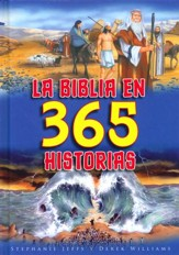 La Biblia en 365 Historias  (The 365 Children's Bible)