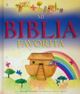 Mi Biblia favorita, My picture Story Bible