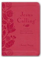 Jesus Calling 2015-16 Daily Planner, Large Trim