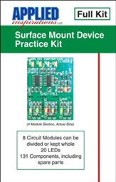 Surface Mount Soldering Practice Kit