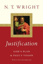 Justification: God's Plan & Paul's Vision - eBook