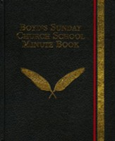 Boyd's Sunday School Minute Book