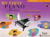 My First Piano Adventure Book & CD Pack