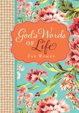 God's Words of Life for Women - eBook
