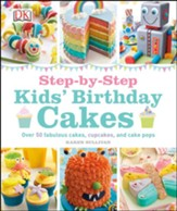 Kids Birthday Cakes HC