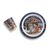 O Holy Night Kids Dinnerware Set