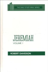 Jeremiah, Volume 1: Daily Study Bible [DSB] (Hardcover)