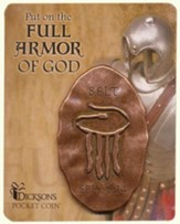 Full Armor of God Pocket Stone, Belt