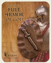 Full Armor of God Pocket Stone, Sword