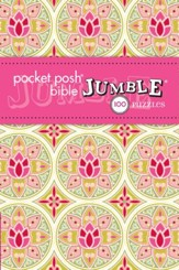 Pocket Bible Jumble Puzzles