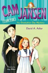 #31: Cam Jansen and The Graduation Day Mystery