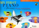 My First Piano Adventure-Lesson B (Book/CD)