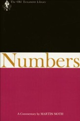 Numbers: Old Testament Library [OTL] (Paperback)
