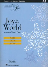 Joy to the World (Flute, Cello & Piano)