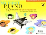 My First Piano Adventure-Lesson A (Book/CD)