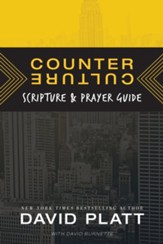 Counter Culture Scripture & Prayer Guide                 - Slightly Imperfect