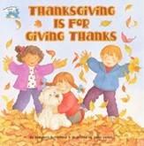 Thanksgiving Is for Giving Thanks, A Reading Railroad Book