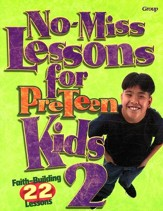 No-Miss Lessons for Preteen Kids 2