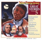 Great Stories Volume #5 - Audiobook on CD