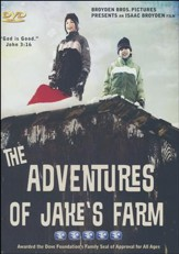 The Adventures of Jake's Farm, DVD