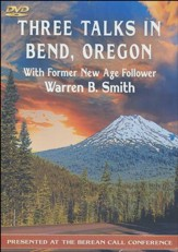 Three Talks in Bend Oregon, DVD