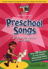 Preschool Songs on DVD