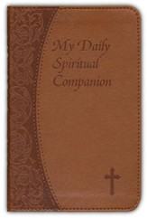My Daily Spiritual Companion, Imitation Leather, Brown