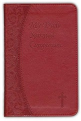 My Daily Spiritual Companion, Imitation Leather, Red