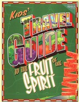 Kids' Travel Guide to the Fruit of the Spirit - Slightly Imperfect