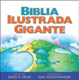 Biblia Ilustrada Gigante  (The Big Picture Story Bible)