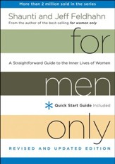 For Men Only, Revised and Updated Edition: A Straightforward Guide to the Inner Lives of Women - Slightly Imperfect
