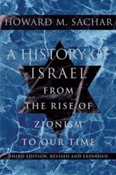 A History of Israel: From the Rise of Zionism to Our Time - eBook