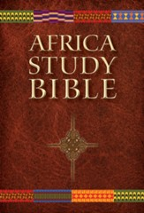 NLT Africa Study Bible, Hardcover