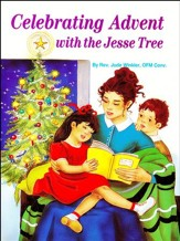 Celebrating Advent with the Jesse Tree - 10 pack
