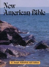 New American Bible(NABRE) St. Joseph Personal Size Edition