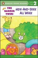 The Barker Twins: Hide-and-Seek All Week