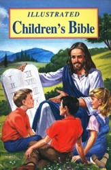 Illustrated Children's Bible, hardcover