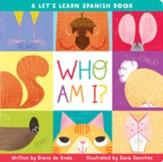 Who Am I? Let's Learn Spanish Book
