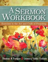 A Sermon Workbook: The Art and Craft of Preaching - eBook