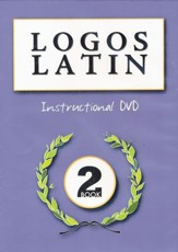 Logos Latin 2 Instructional DVD Set