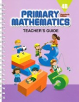Primary Mathematics Teacher's Guide 4B (Standards Edition)