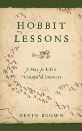 Hobbit Lessons: A Map for Life's Unexpected Journeys - eBook