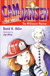 #32: Cam Jansen and the Millionaire Mystery