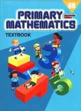 Primary Mathematics Textbook 6B (Standards Edition)