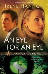 An Eye For An Eye, Heroes of Quantico Series #2 -eBook
