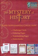 Mystery of History 3 Super Supplemental Collection on CD-ROM