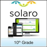 SOLARO: Grade 10, 3-Course Bundle (Access Code)