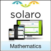 SOLARO: Accelerated Mathematics Grade 7, Traditional (Access Code)
