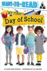My First Day of School, softcover